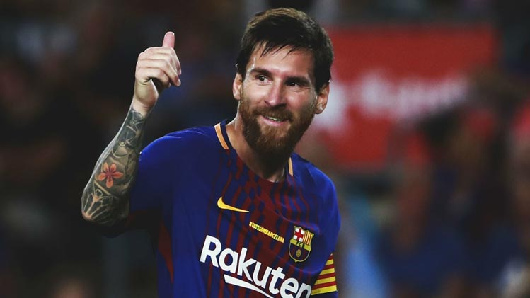 Best Soccer Player - Lionel Messi