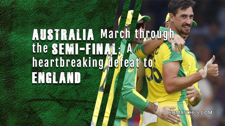Australia March through the Semi.edited - Match Review